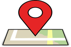 local business map listing